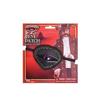 Buccaneer Eyepatch z oczu