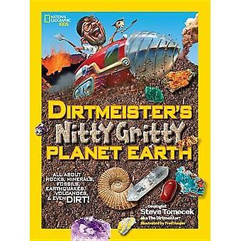 Dirtmeister de Nitty stenig planeet aarde - alles over rotsen - mineralen-