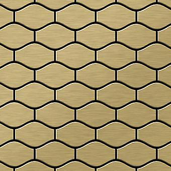 Kovová mozaika Titan slitina Karma-ti-GB