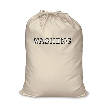 Washing Bag 100% Natural Cotton