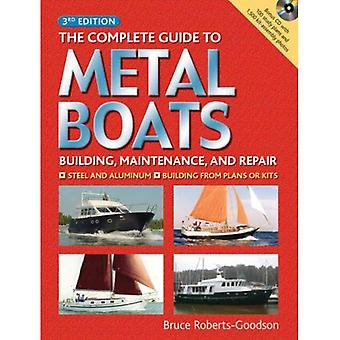 The Complete Guide to metall båter