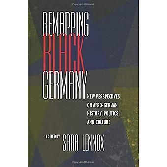 Hertoewijzing zwarte Duitsland: New Perspectives on Afro-Duitse geschiedenis, politiek en cultuur