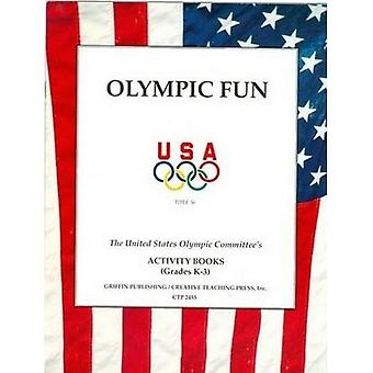 Olympic Fun: Activity Book (The U.S. Olympic Committee's Activity Book Series , No 2)