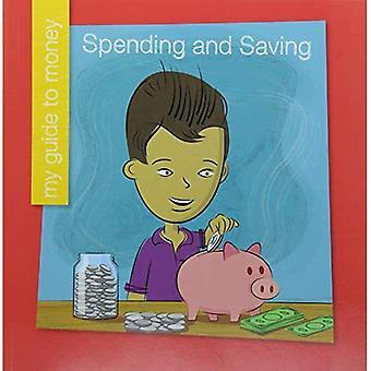 Dépenses et épargne (Mi Mini Biograf un (mon Itty-Bitty Bio): ma bibliothèque au début)