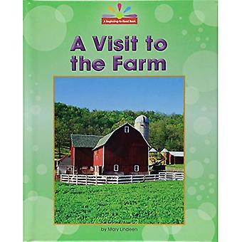 Ett besök till gården (början-till-läsa, läsa och upptäcka - gemenskapen platser)