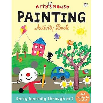Arty Mouse Painting (Arty Mouse Activity Books)