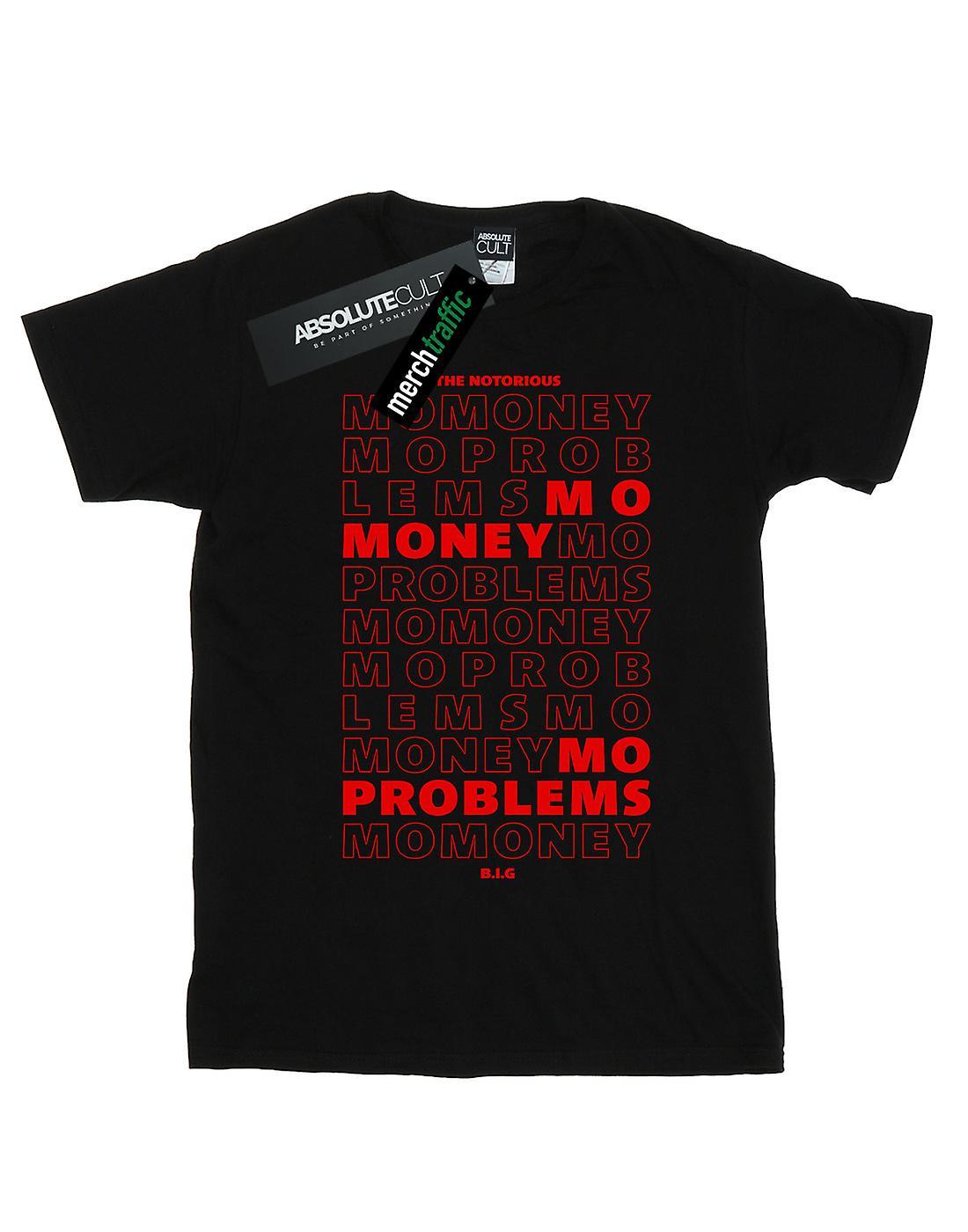 Notorious BIG Women's Mo Money Repeat Boyfriend Fit T-Shirt