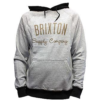 Brixton ajaa Pullover huppari harmaa