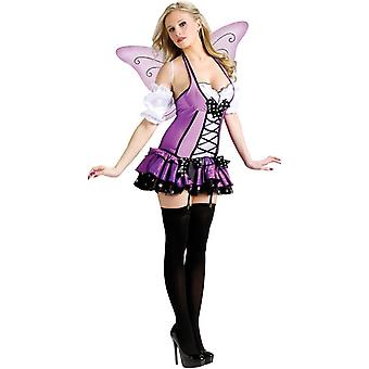 Purple Fairy Adult Costume