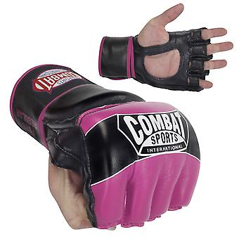 Combat Sports Pro Style MMA Gloves - Pink