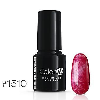 Gellack-Color IT-Premium-Cat Eye-* 1510 UV gel/LED