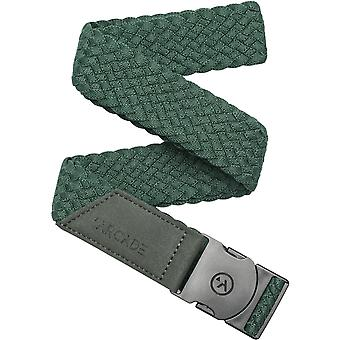 Arcade Vapor Webbing Belt in Green/Green