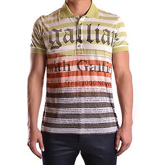 John Galliano Ezbc189011 Men's Multicolor Cotton Pants