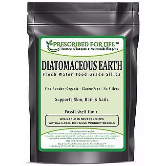 Diatomaceous Erde-Frischwasser-Grade Silica (Fossil Muschelmehl) ING: Bio-Pulver