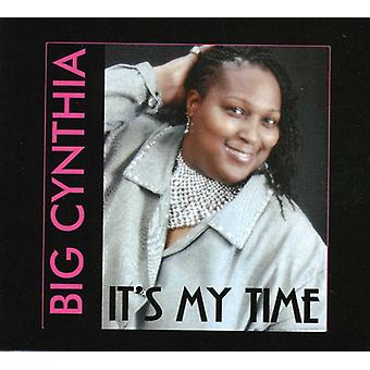 Großen Cynthia - ist es My Time [CD] USA import