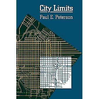 City Limits by Paul E. Peterson - 9780226662930 Book