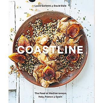 Coastline - The Food of Mediterranean Italy - France - and Spain by Lu