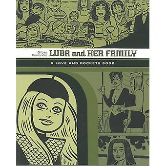 Luba and Her Family - a Love and Rockets Book by Gilbert Hernandez - 9