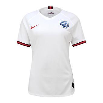 2019-2020 England Home Nike Womens Shirt