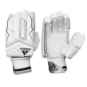 adidas XT 2.0 Cricket Batting Glove Gloves Protection Kids Junior White/Black
