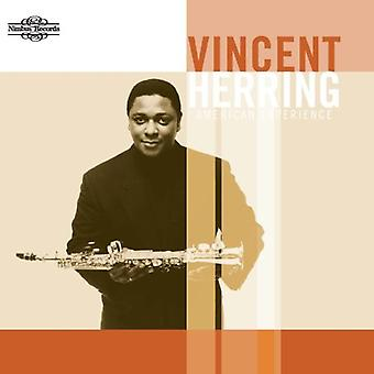 Vincent Herring - American Experience [CD] USA import