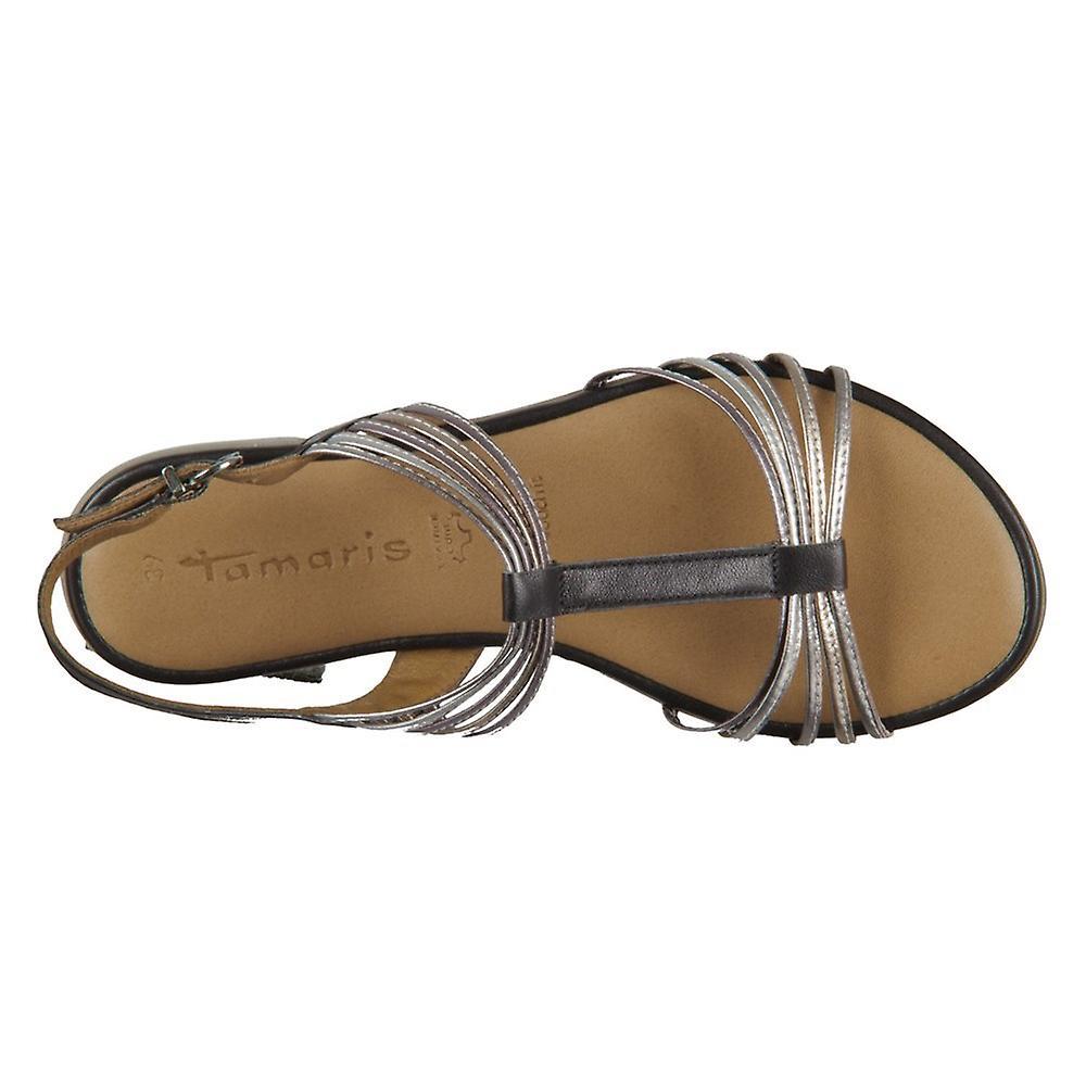 Tamaris 12813022098 chaussures universelles pour femmes d'été DpREMX