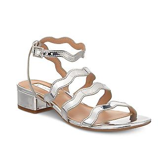 INC International Concepts Womens Leticia Fabric Open Toe Casual Ankle Strap ...