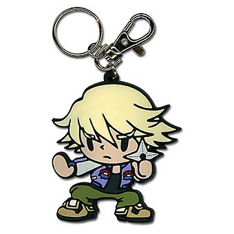 Key Chain - Tiger & Bunny - New SD Ivan Toys Anime Licensed ge36575