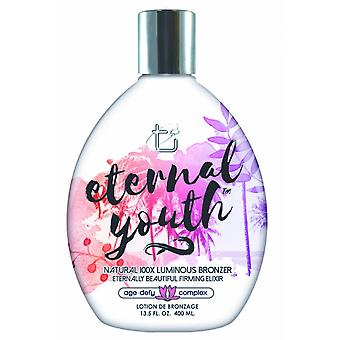 Tan Incorporated Eternal Youth Age Defy Luminous 100X Piel Firme Bronceador 400ml