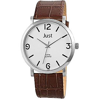 Just Watches Watch Man ref. 48-S10307DBR-WH