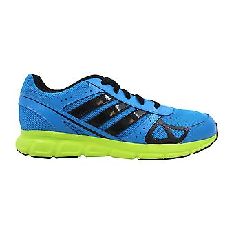 Adidas hyperFask K Sole albastru/negru-Sole mâzgă M25564 grad-School