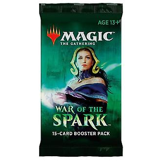 Magic de Gathering War van het Spark Booster Pack