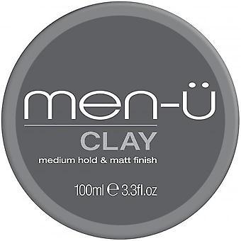 Clay Creme de Coiffage-effekt D frisyre