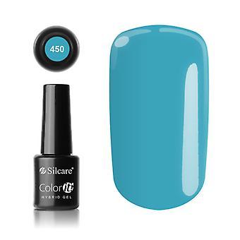 Gel polonês-Color IT-* 450 8g gel UV / LED