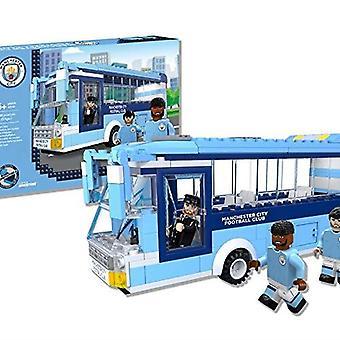 Nanostars Manchester City Team Bus Set