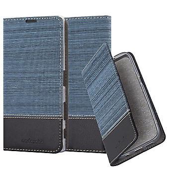 Cadorabo Sag til Sony Xperia Z5 PREMIUM sag dække - Telefon sag med magnetisk lås, stå funktion og kort rum - Sag Cover Beskyttende sag bog Foldestil