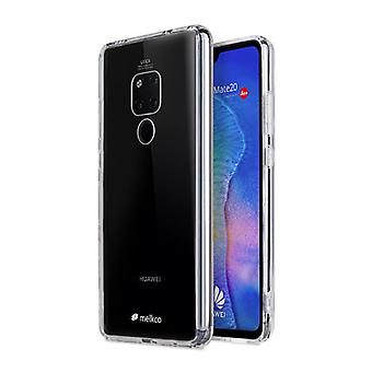 Stoff zertifiziert® Transparent Clear Case Cover Silikon TPU Fall Huawei Mate 20