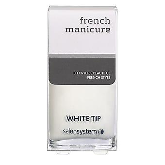 Salon System French Manicure White Tip 15ml