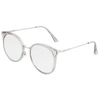 Bertha Brielle gepolariseerde zonnebril-helder/helder