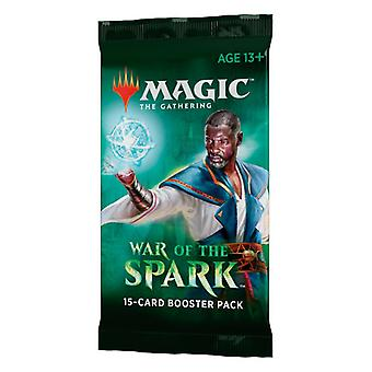 Magic de Gathering-War van de Spark boosters 1-Pack