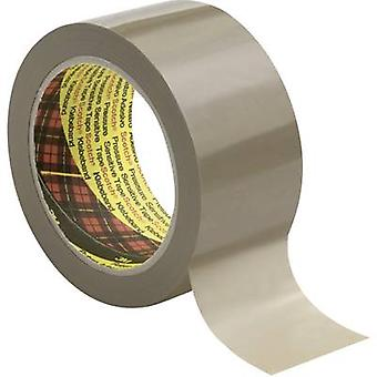 3M 6890 KT-0000-0003-6 Emballasje tape Scotch® Brun (L x B) 66 m x 50 mm 66 m