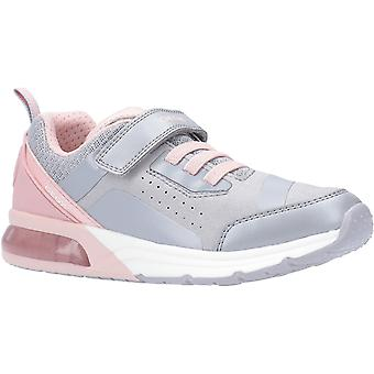 Geox Kids J Spaceclub Girl C Touch Fastening Trainer