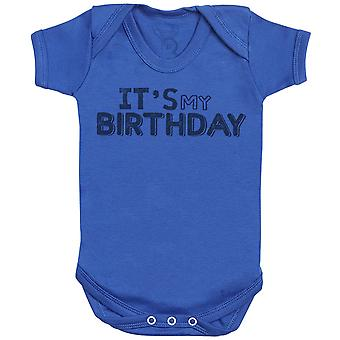 It's My Birthday Baby Bodysuit - Baby Gift