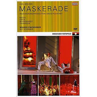 C.a. Nielsen - Maskerade (Opern (Ga)Deutsch) [DVD] USA import