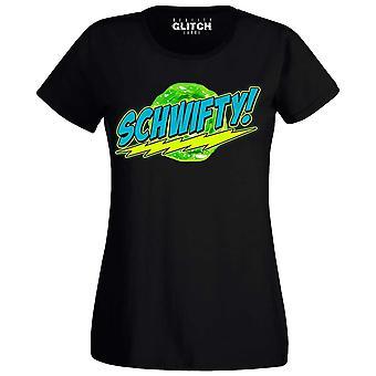 Frauen's schwifty t-shirt