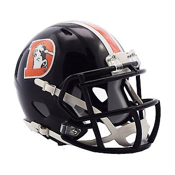 Riddell Mini Football Helmet - NFL Denver Broncos Classic