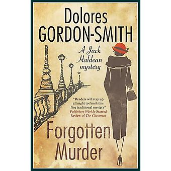 Forgotten Murder by Dolores GordonSmith