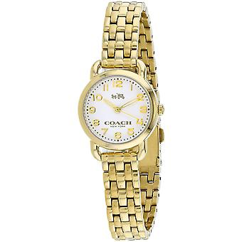 Coach Women-apos;s White Dial Watch - 14502241