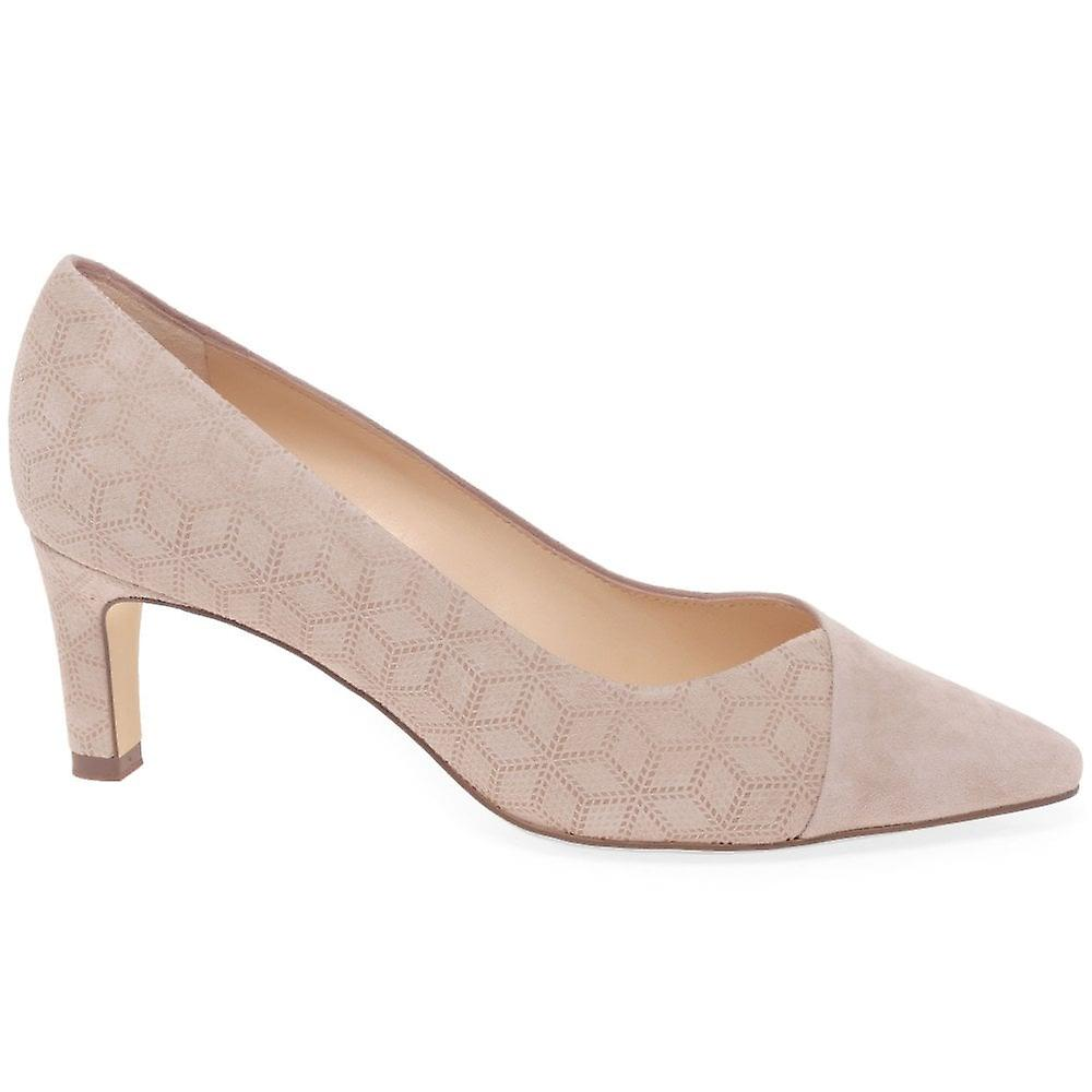 Peter Kaiser Maike Donne Suede Court Scarpe