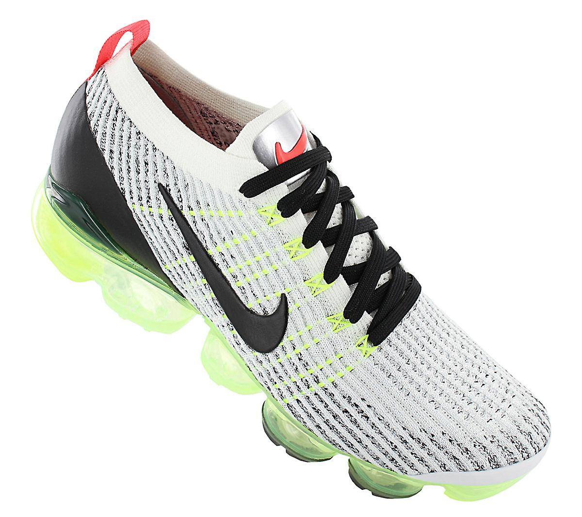 Nike Air VaporMax Flyknit 3 AJ6900-100 Herren Schuhe Weiß Sneakers Sportschuhe